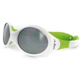Julbo Looping III Spectron 4 Sunglasses Baby 2-4Y white/anised green